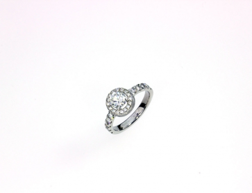 Brillantring 1,33 ct.