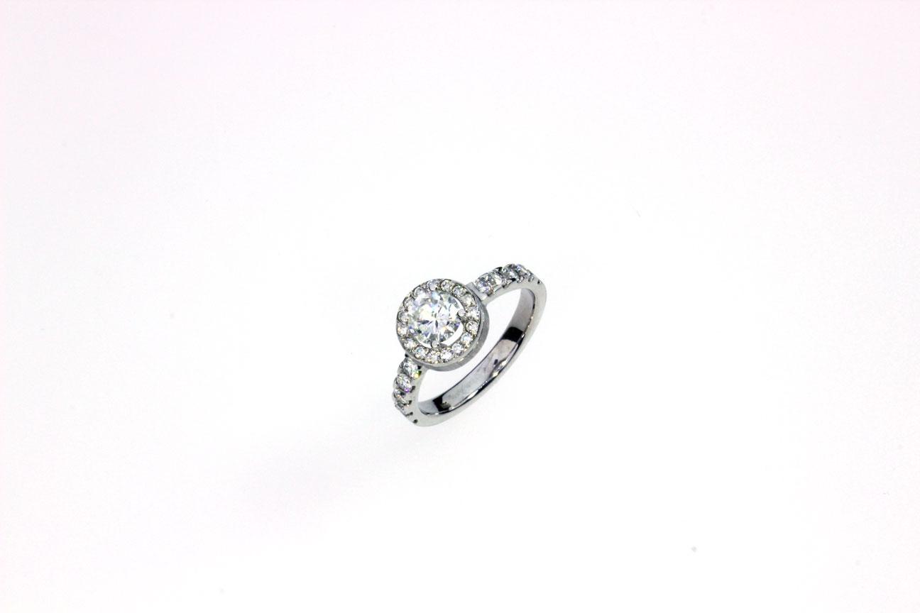 Schmuck Juwelen Brillantring Verlobungsring